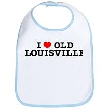 I Love Old Louisville Bib