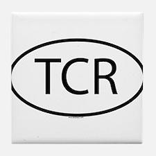 TCR Tile Coaster