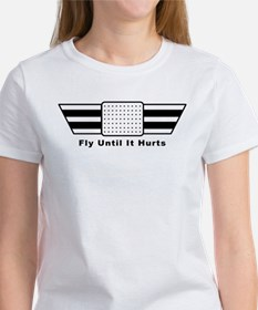 Aviation - Fly Until It Hurts Tee