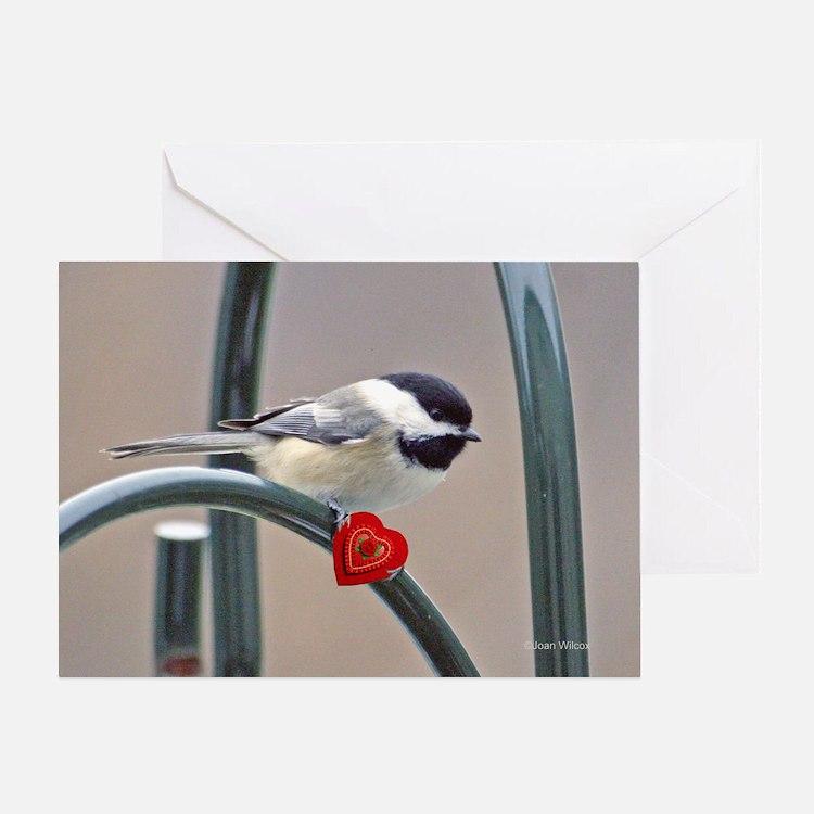 My Chickadee Greeting Card