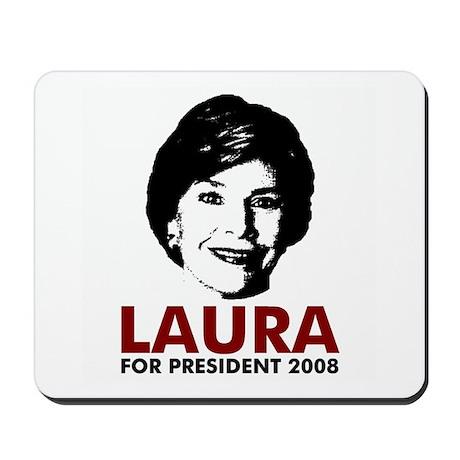 Laura 2008 Mousepad