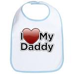 Love Daddy Bib