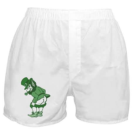Leprechaun Boxer Shorts
