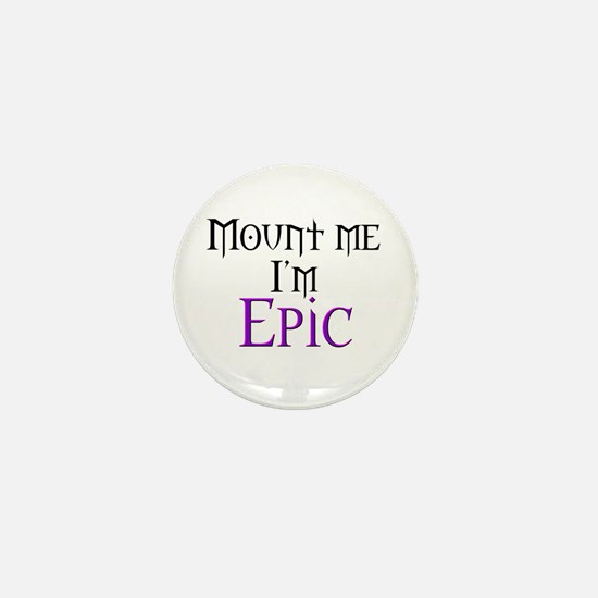 Epic Mini Button