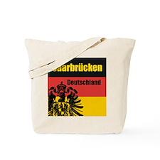 Saarbrücken Deutschland  Tote Bag