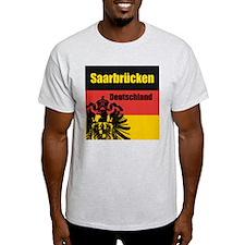 Saarbrücken Deutschland  T-Shirt