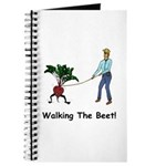 Walking The Beet! Journal