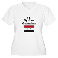 #1 Syrian Gandma T-Shirt