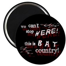 "Bat Country - 2.25"" Magnet (100 pack)"