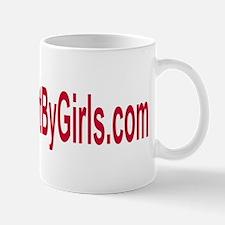 The Art by Girls girl Mug