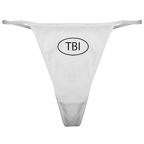 TBI Classic Thong