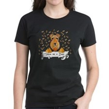 Lakeland Terrier Bone Tee