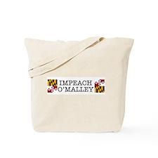 Impeach O'Malley Tote Bag