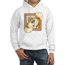 Coming & Going Tiger Hoodie