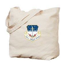 341st Space Wing Tote Bag