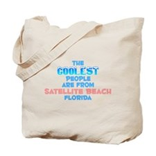 Coolest: Satellite Beac, FL Tote Bag