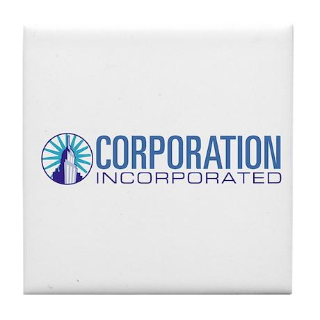 Corporate Tile Coaster