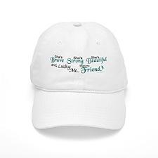 Lucky Me 1 (Friend OC) Baseball Cap