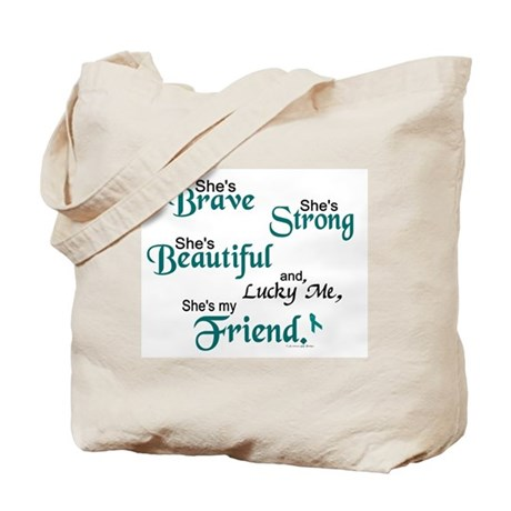 Lucky Me 1 (Friend OC) Tote Bag