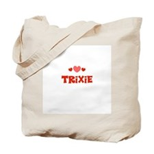 Trixie Tote Bag