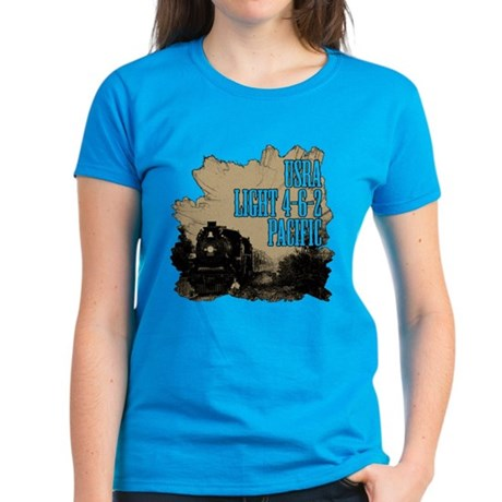 TRAIN ENGINE Women's Dark T-Shirt