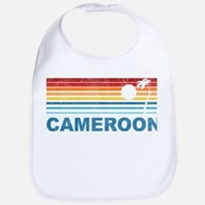 Palm Tree Cameroon Bib