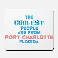 Coolest: Port Charlotte, FL Mousepad