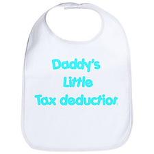 Daddys little tax deduction Bib