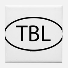 TBL Tile Coaster