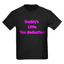 Daddys little tax deduction T