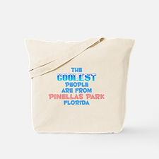 Coolest: Pinellas Park, FL Tote Bag