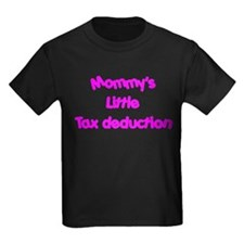 Mommys little tax deduction T