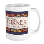 Nancy E. Turner Large Mug