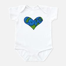 Heart Full of Love Infant Bodysuit