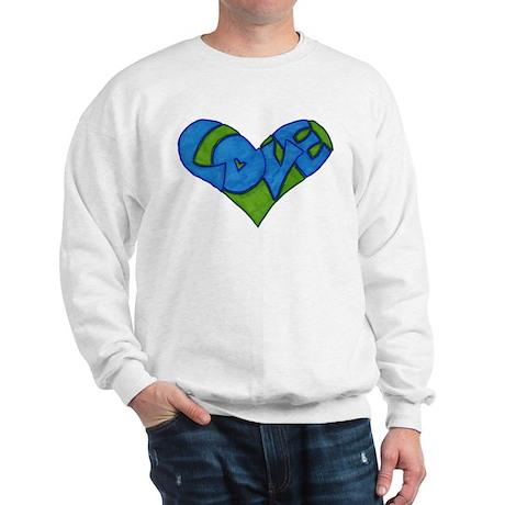Heart Full of Love Sweatshirt