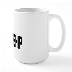 Screw Censorship Mug