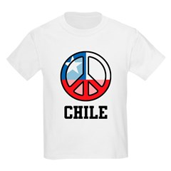 Peace In Chile T-Shirt