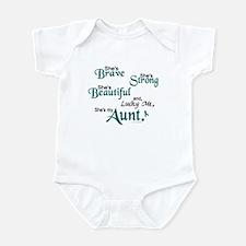 Lucky Me 1 (Aunt OC) Infant Bodysuit