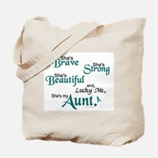 Lucky Me 1 (Aunt OC) Tote Bag
