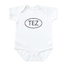 TEZ Infant Bodysuit