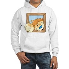 Coming & Going Lion Hoodie
