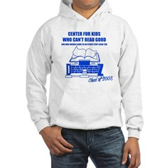 Center For Kids Who Can't Rea Hoodie