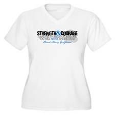 Strength&Courage Army GF T-Shirt