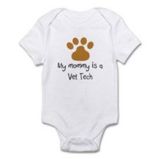 Vet Tech Infant Bodysuit