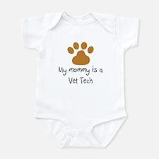 Vet Tech Infant Bodysuit