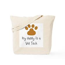 Vet Tech Tote Bag