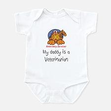Veterinarian Infant Bodysuit