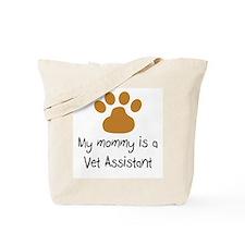 Vet Assistant Tote Bag