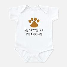 Vet Assistant Infant Bodysuit