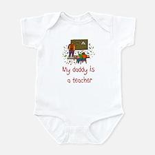School Teacher Infant Bodysuit
